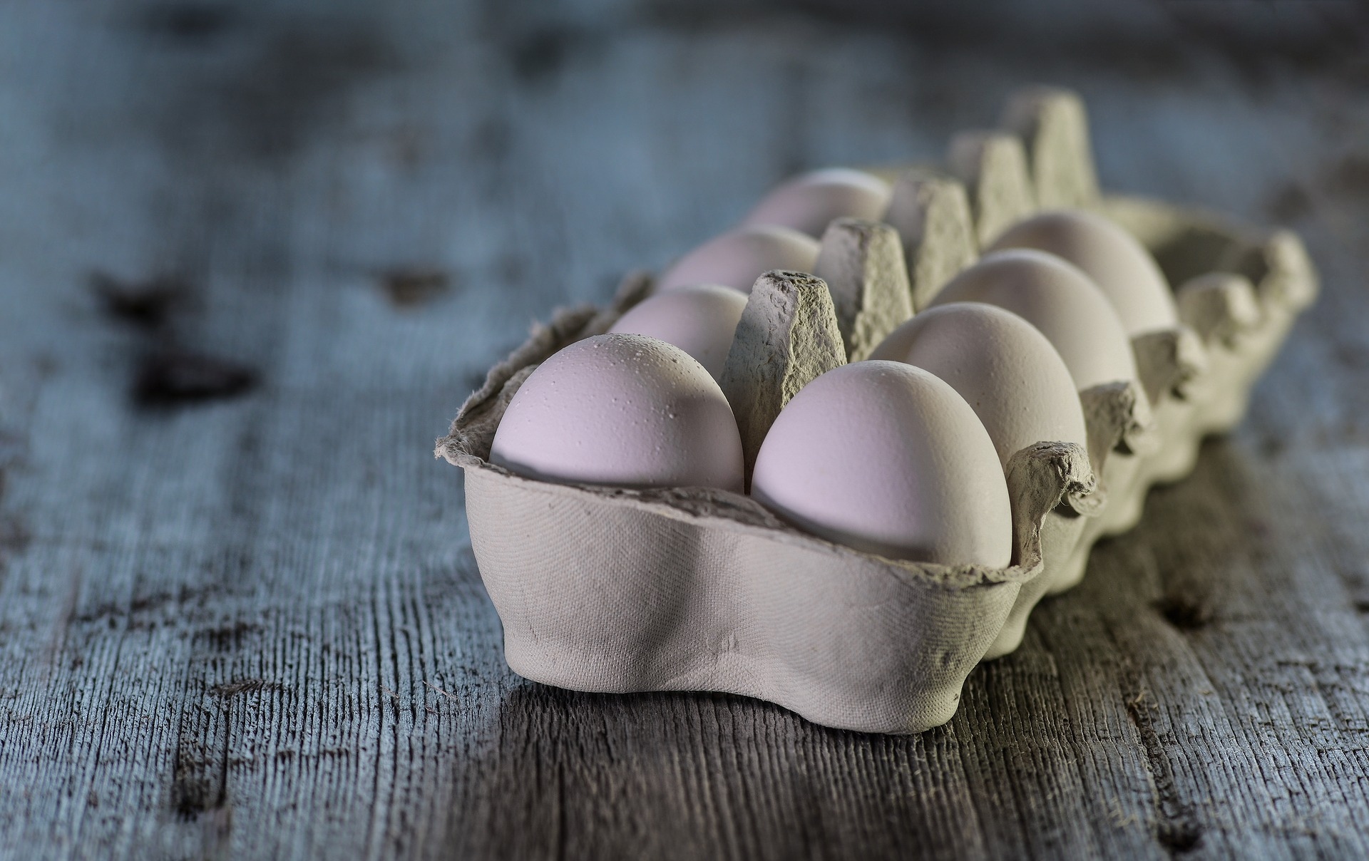 Hoe kun je zien of een ei nog goed is?