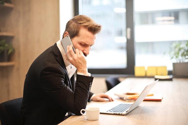Telefonisch optimaal bereikbaar zijn als onderneming zijnde