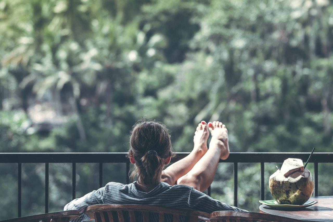 Hoe kun je ruimte besparen op je balkon?